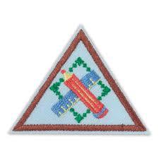 Badges Brownie Engineer
